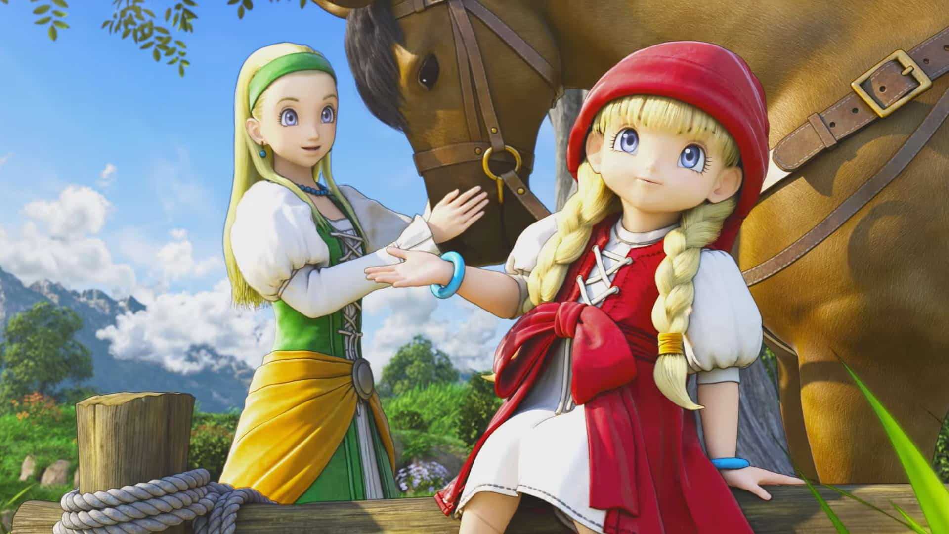 Dragon Quest XI S Demo Available Now | Gaming Instincts
